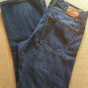32 x 30 Lucky Straight-leg 361 Vintage Jeans